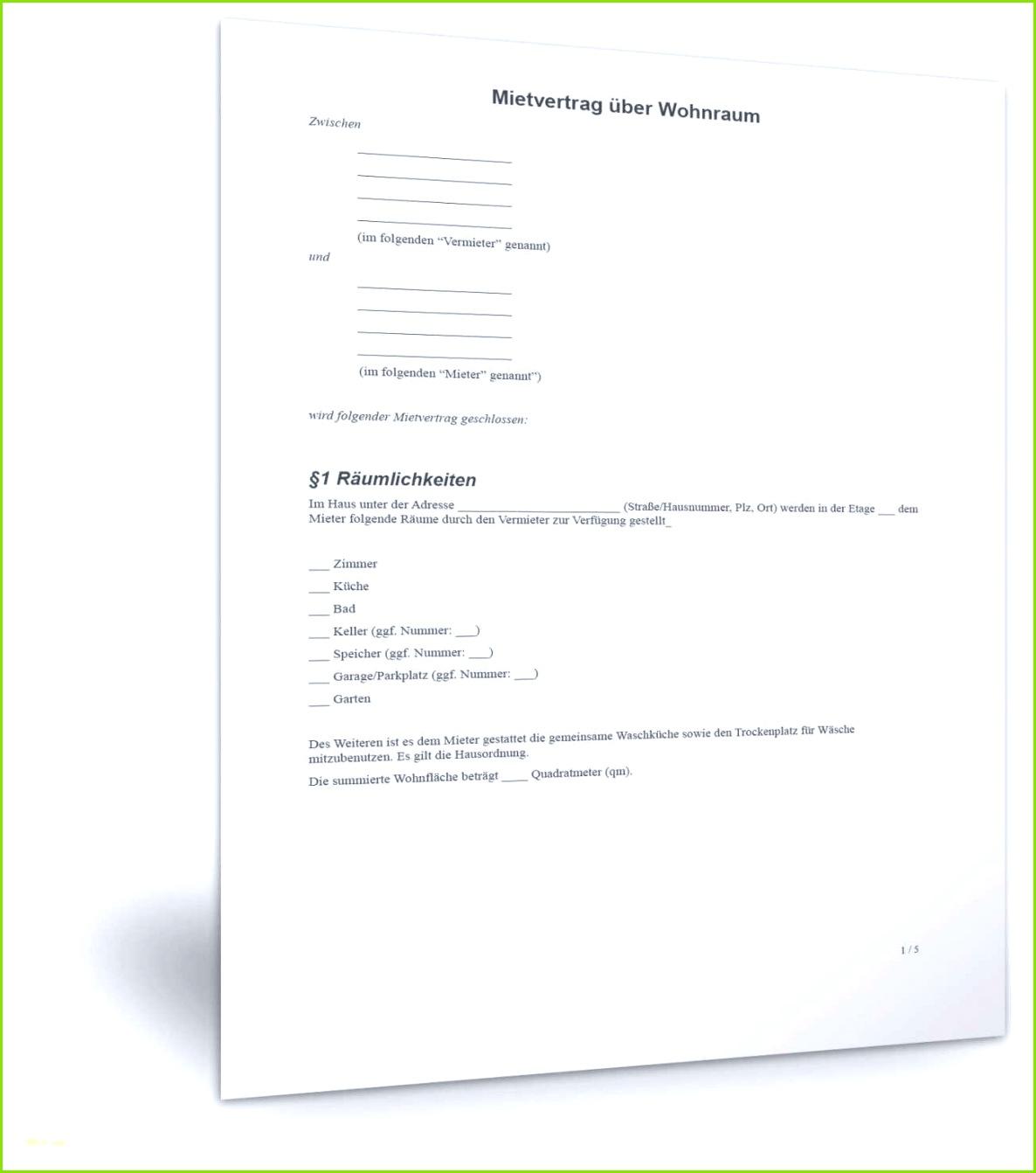 mietvertrag eltern kind muster vorlagen atemberaubend mietvertrag elternhaus vorlage 3
