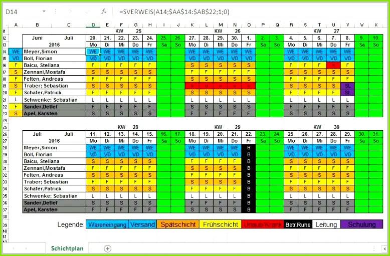 am beliebtesten schichtplan vorlage 3 schichten modisch farbig hervorheben von schichtplan excel vorlage