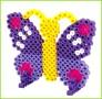 6 Schmetterling Bugelperlen Vorlage