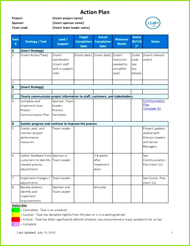 012 plan templates six sigma control template singular excel 027 dmaic project charter management implementation example strawman planning of 791x1 tracking 672x870