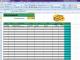 11+ Fahrtenbuch Excel Vorlage